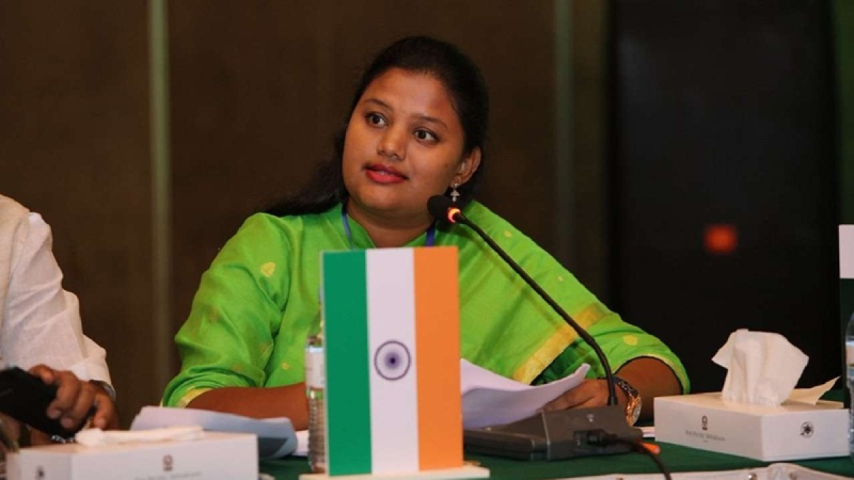 Maratha quota stir: BJP MP Heena Gavit seeks probe into attack on her vehicle