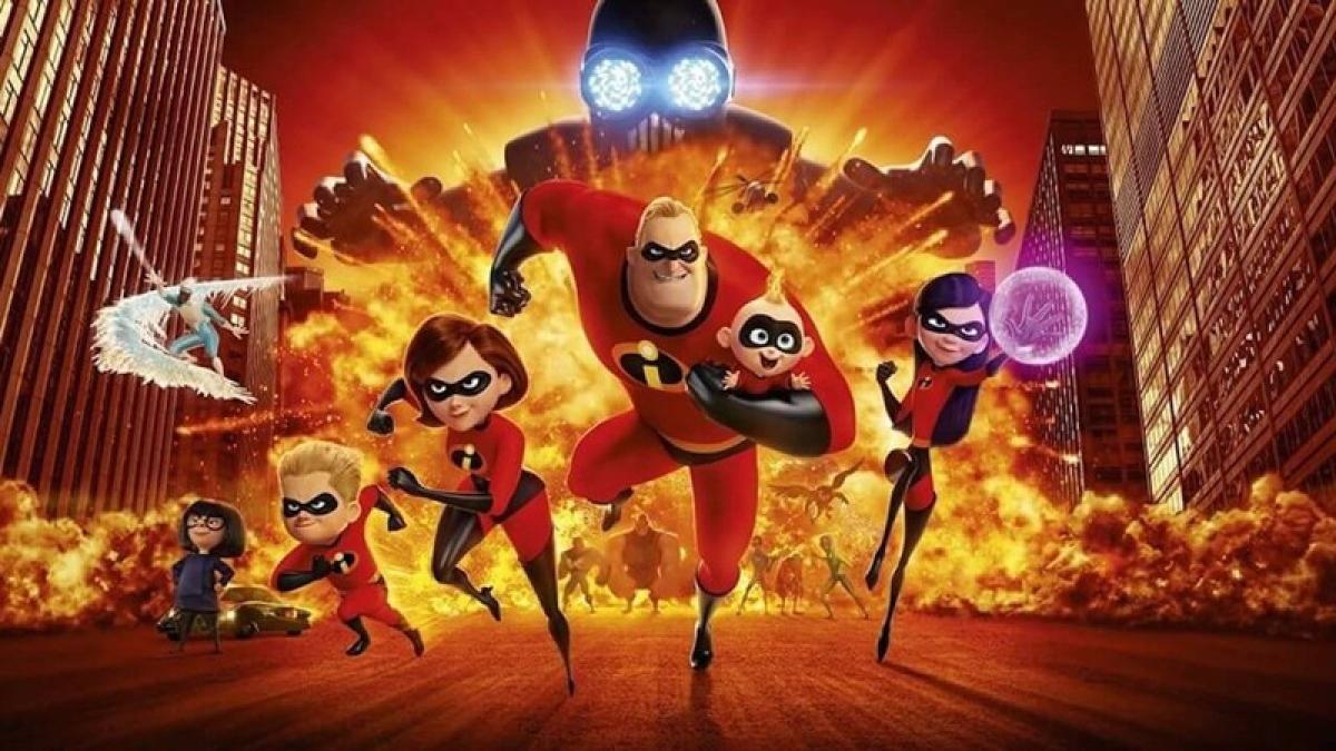 'Incredibles 2' crosses 1 billion USD mark globally