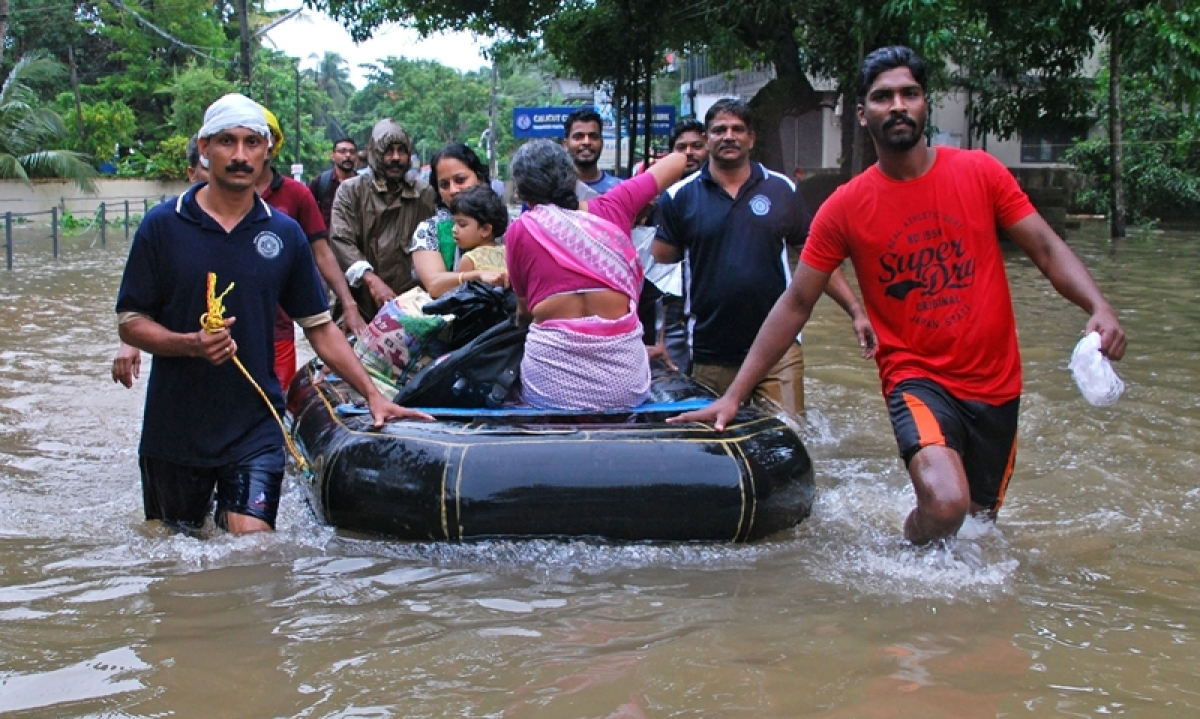 Kerala, Coorg floods: Animal rescuers go all out to save abandoned pets