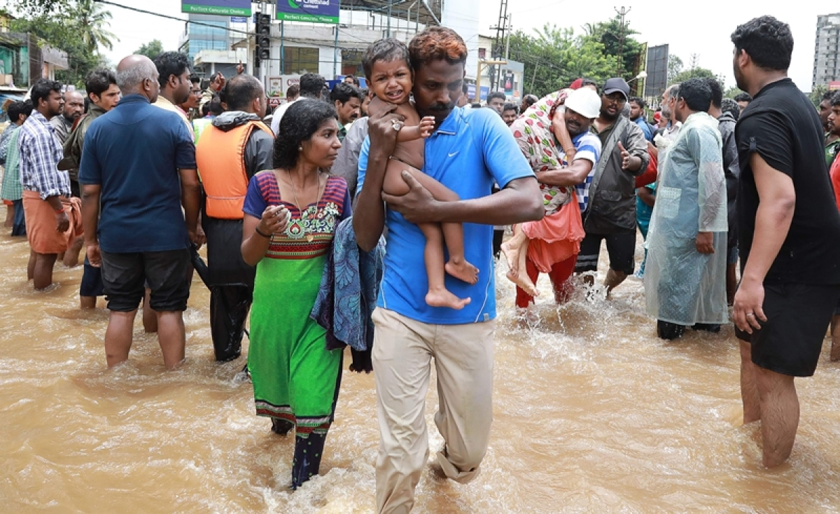 Kerala floods: Mobile app to determine compensation for victims