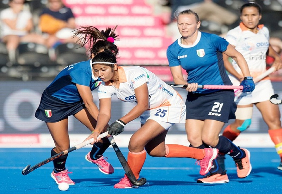 Indian women's hockey team to get TOPS boost