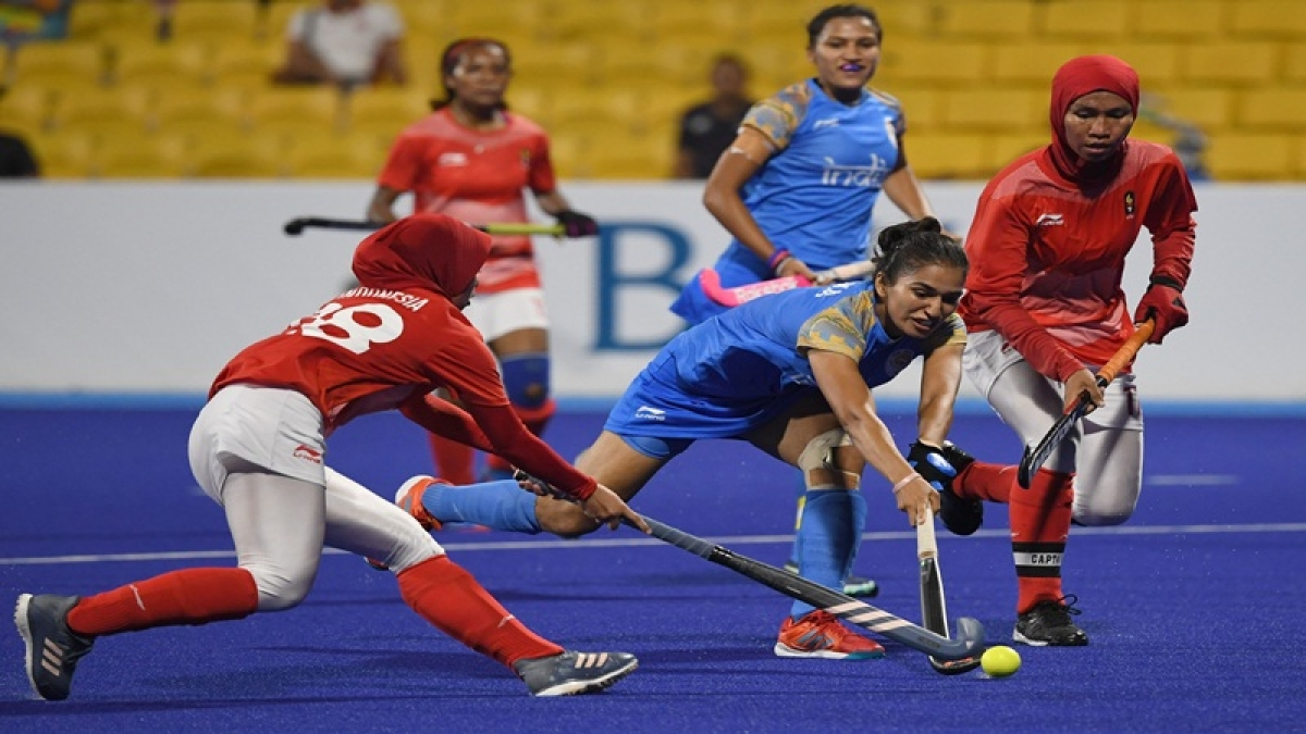 Asian Games 2018: Indian women team defeat Indonesia 8-0