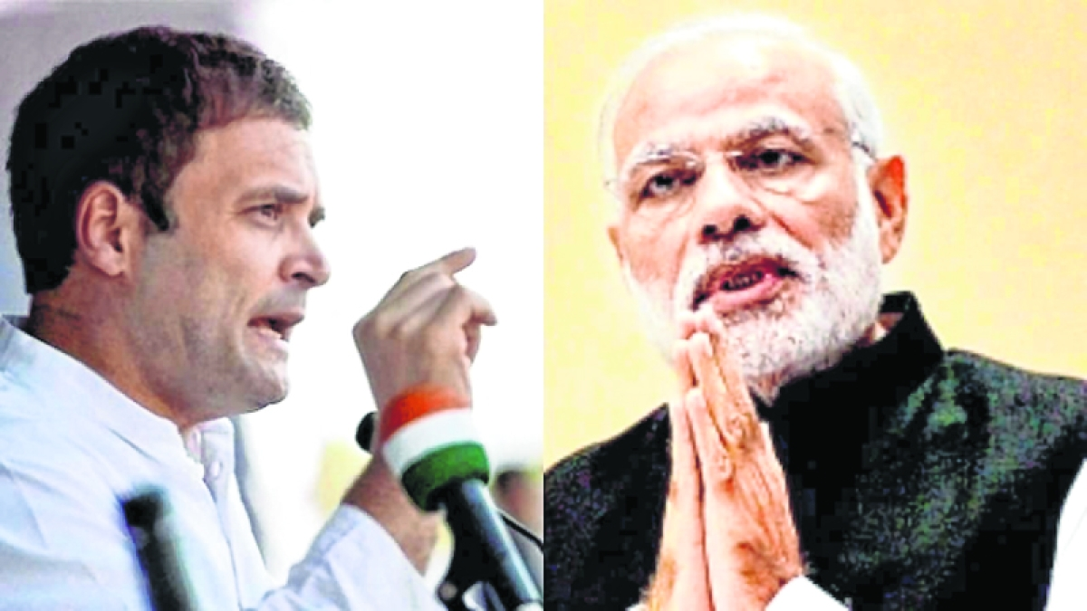 PM Modi needs Rs 3.6 lakh crore from RBI to fix mess created by his genius economic theories: Rahul Gandhi