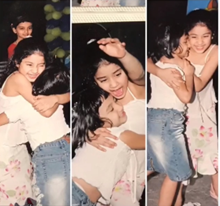 This is what true love looks like according to Janhvi Kapoor; Click Pic