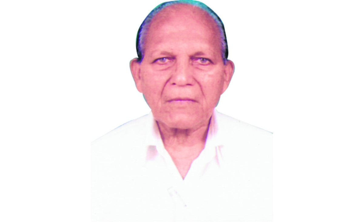 Nine-time CPI corporator, Manishankar Kawathe passes away at 91