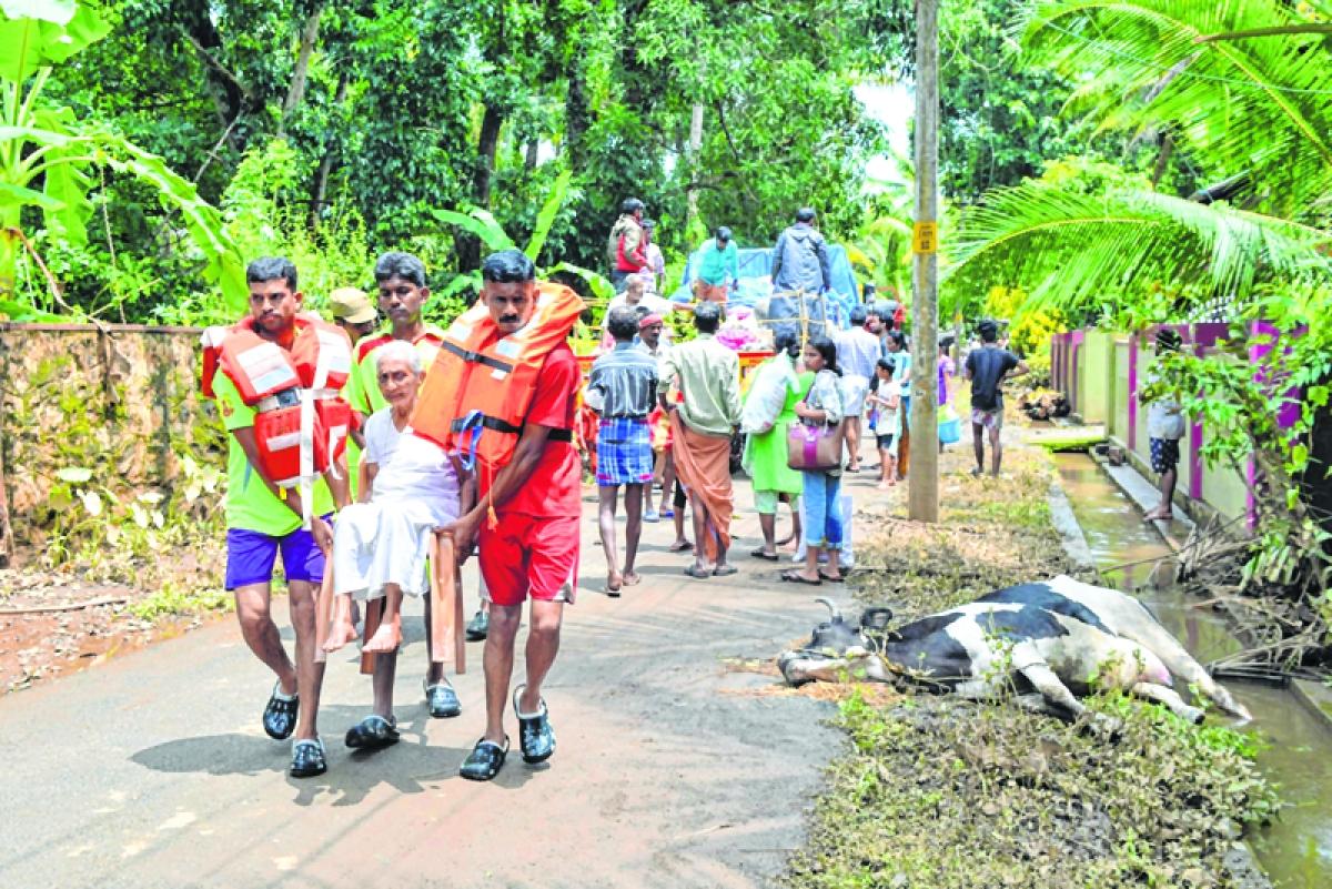 Kolhapur: Floods death toll reaches 43