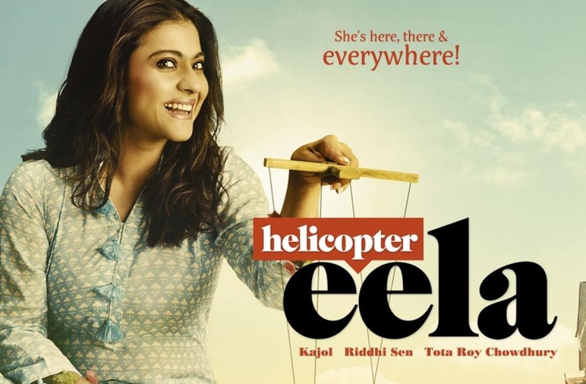 Kajol to launch trailer Pradeep Sarkar's 'Helicopter Eela' on her birthday on August 5
