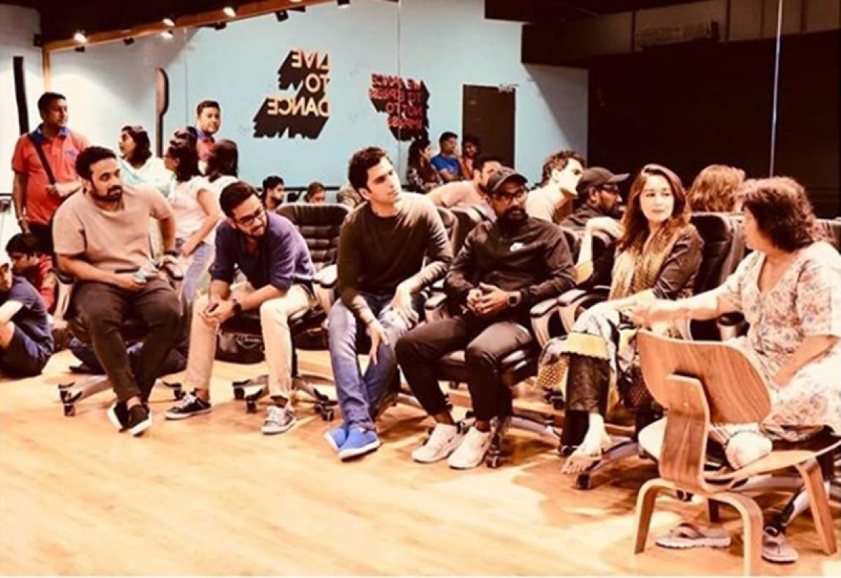 Madhuri Dixit, Saroj Khan to join hands for 'Kalank'; read full details
