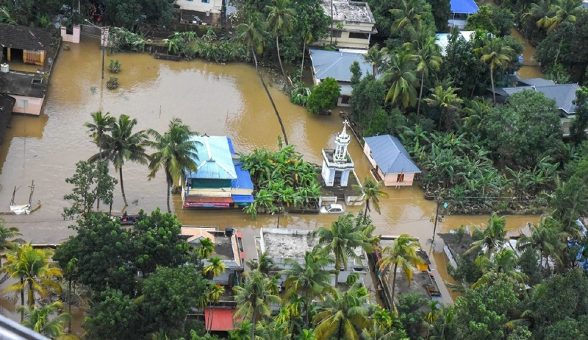 Kerala: 4,778 people still in 120 relief camps