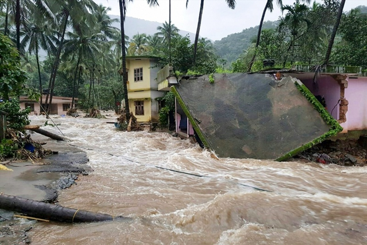 Kerala rains: Govt cancels Onam celebrations due to floods, to use funds for disaster relief