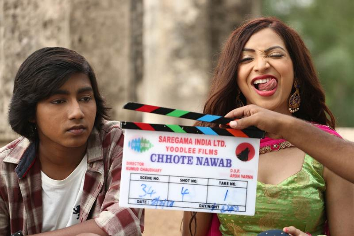 Teen actor Svar Kamble of 'Chef' fame to feature in 'Chhote Nawab'