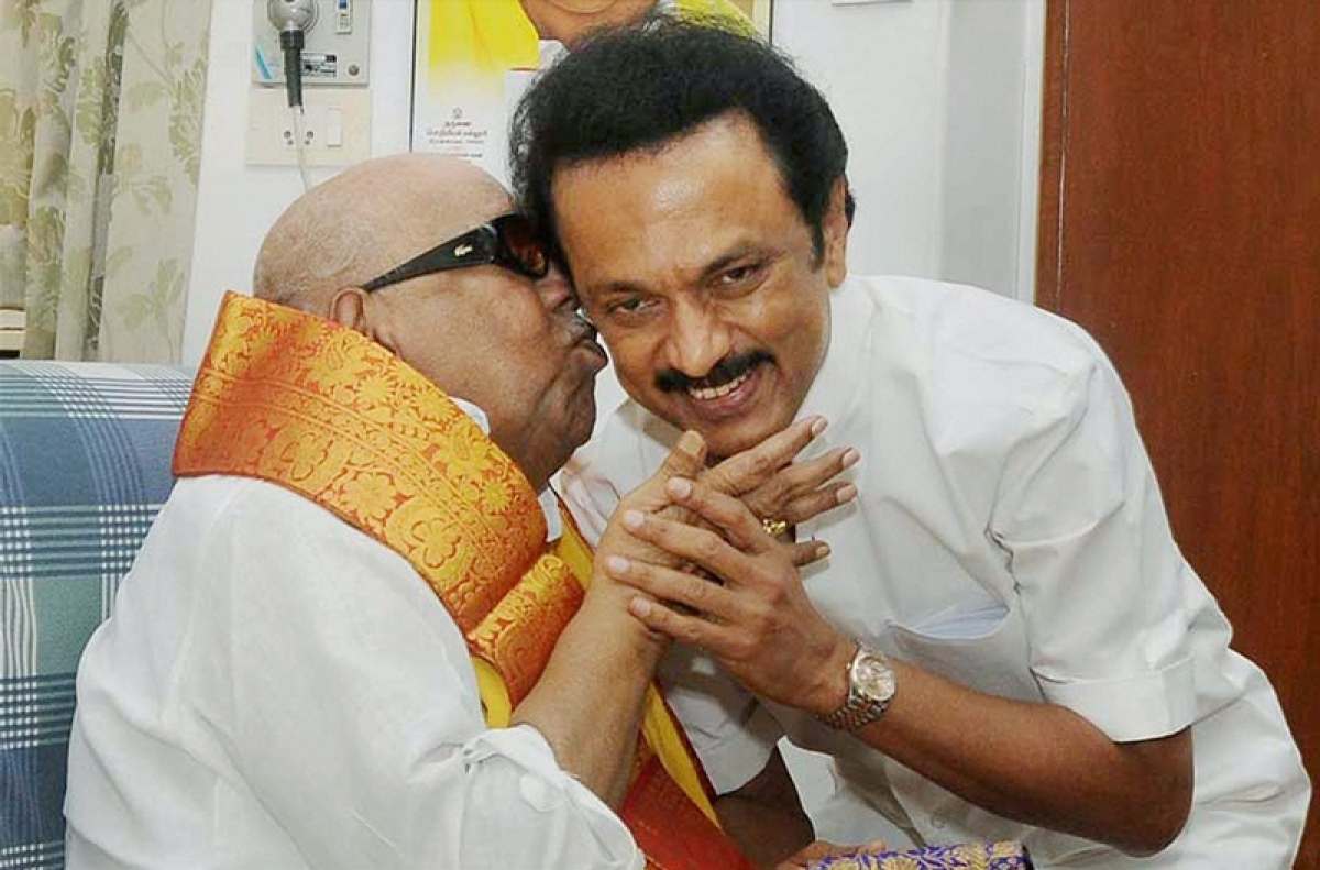 Pleaded with CM over burial space for Thalaivar at Marina: Stalin breaks silence on Karunanidhi's last rites row