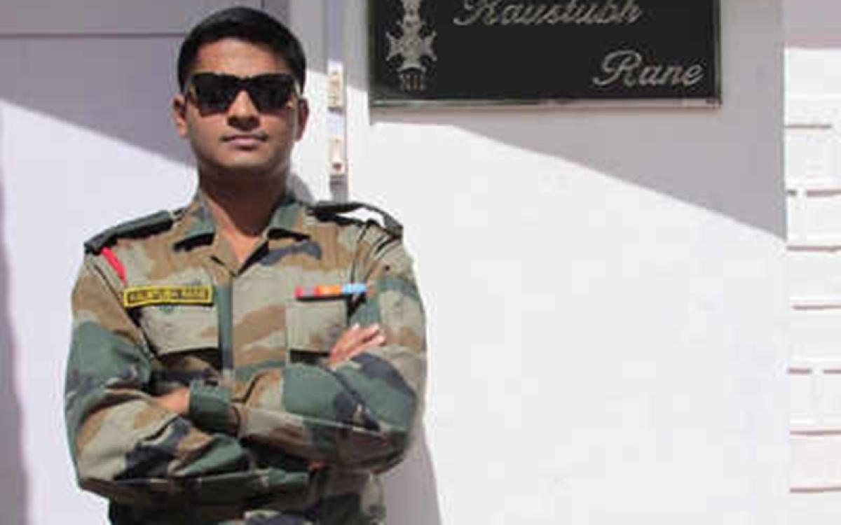 Even as Mira Road mourns death of Major Kaustubh Rane, BJP corporator celebrates his birthday