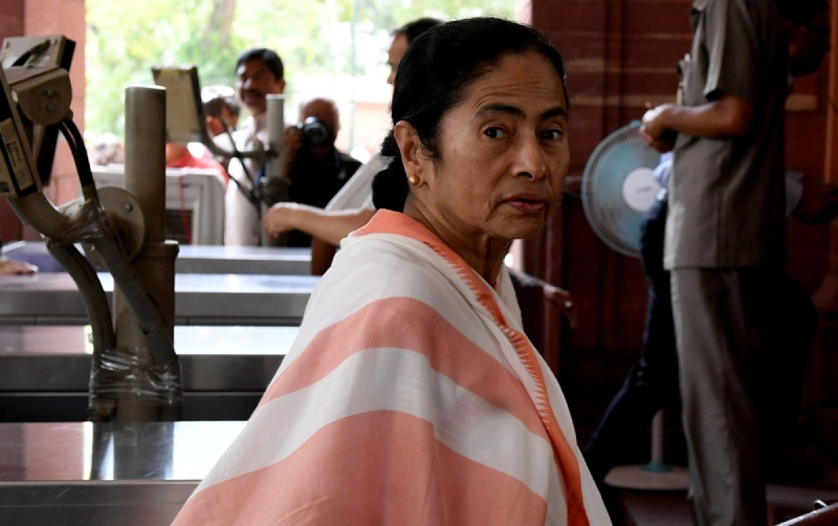 Mamata Banerjee number one on the list of potential PM candidate from Bengal: WB BJP chief