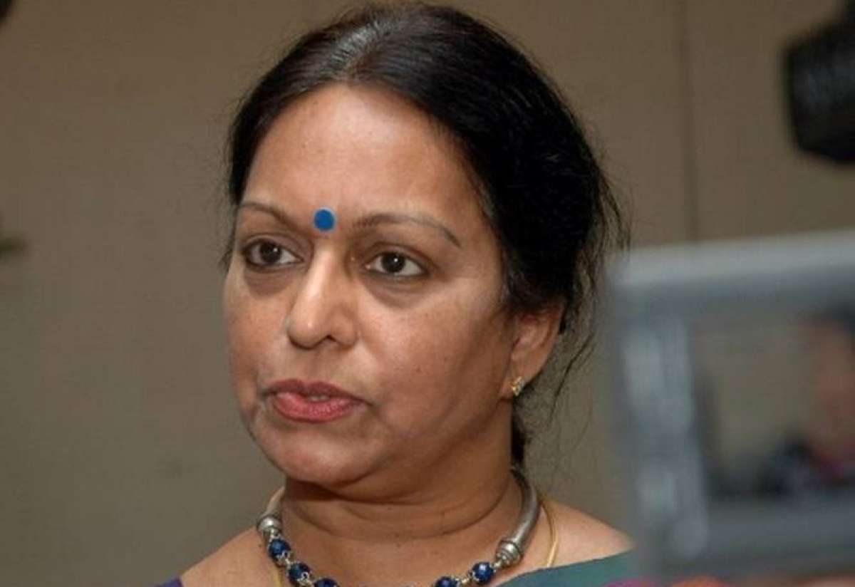 Saradha Chit Fund Scam : SC restrains ED from taking coercive action against P. Chidambaram's wife Nalini