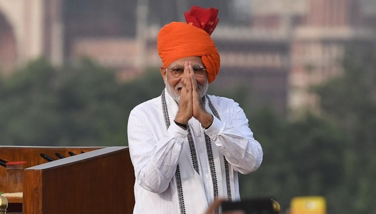 PM Modi launches 'Swachhata Hi Seva Movement', says contribution of women in Swachh Bharat Mission immense