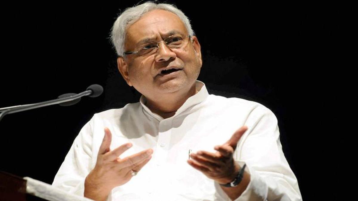 JD-U staying out of PM Modi ministry: Nitish Kumar