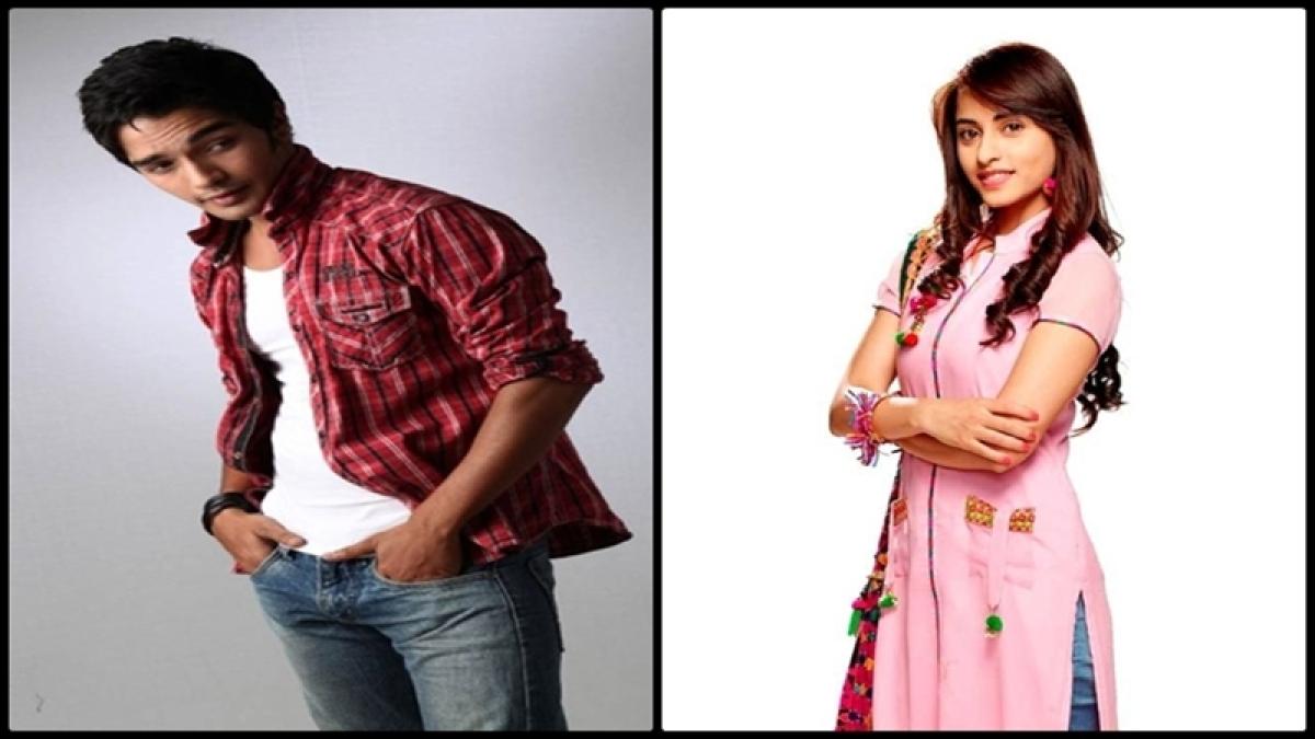 NAZAR: Niyati Fatnani got uncomfortable filming romantic scene with Harsh Rajput