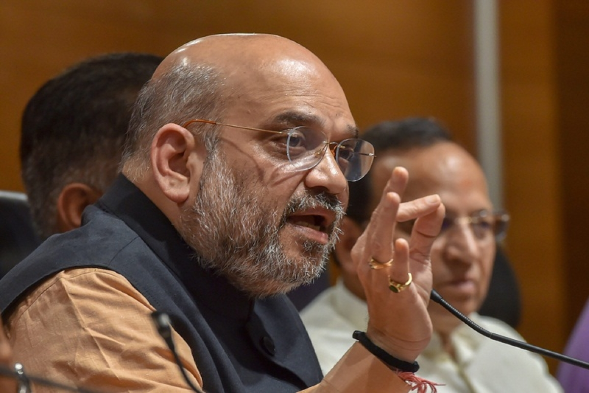 Party to take decision on ailing Goa CM Manohar Parrikar at appropriate time: Amit Shah
