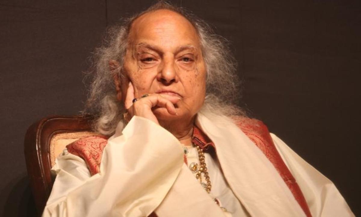 It was Atal Bihari Vajpayee who first called Pandit Jasraj 'Rasraj'