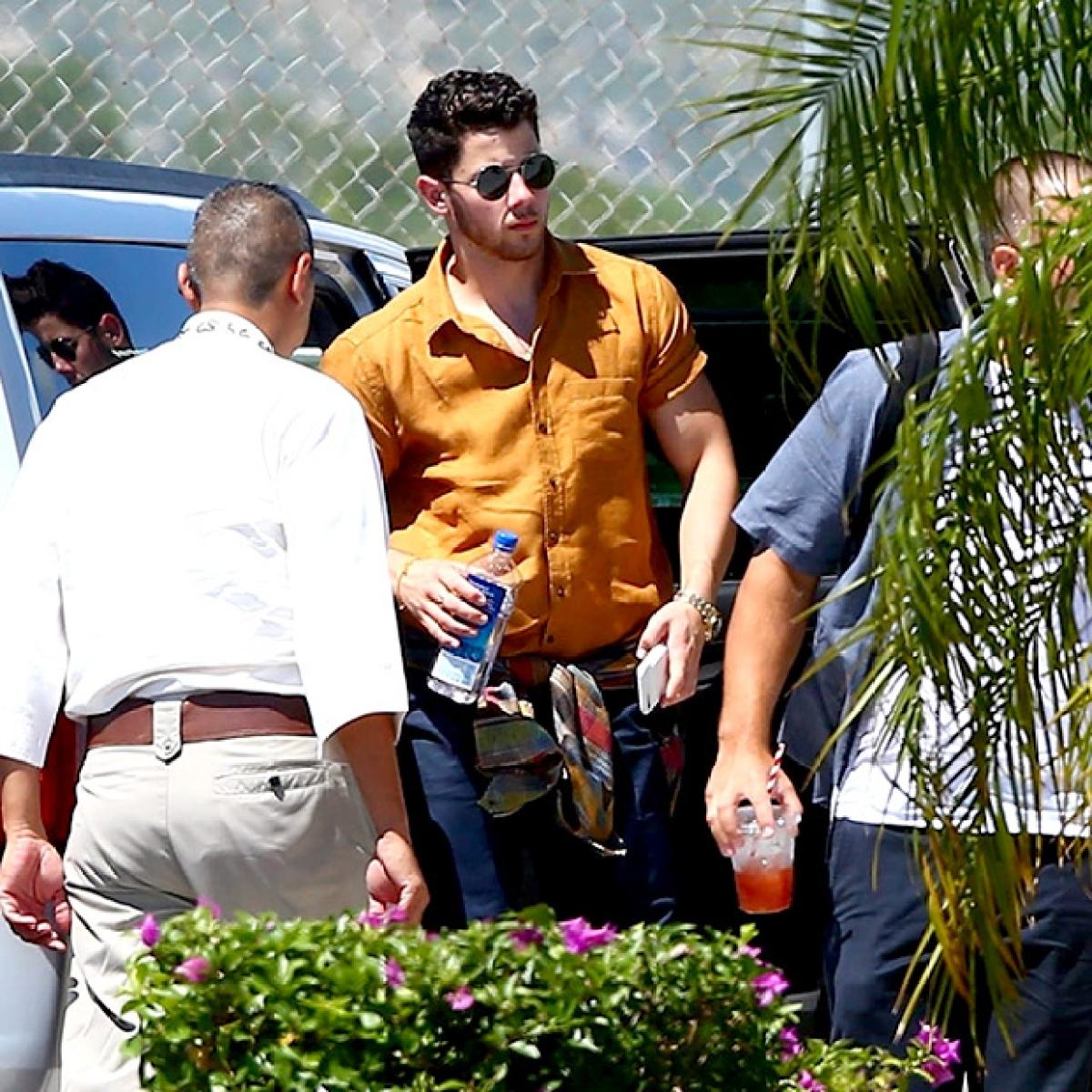Priyanka Chopra enjoys time in Mexico with Nick Jonas