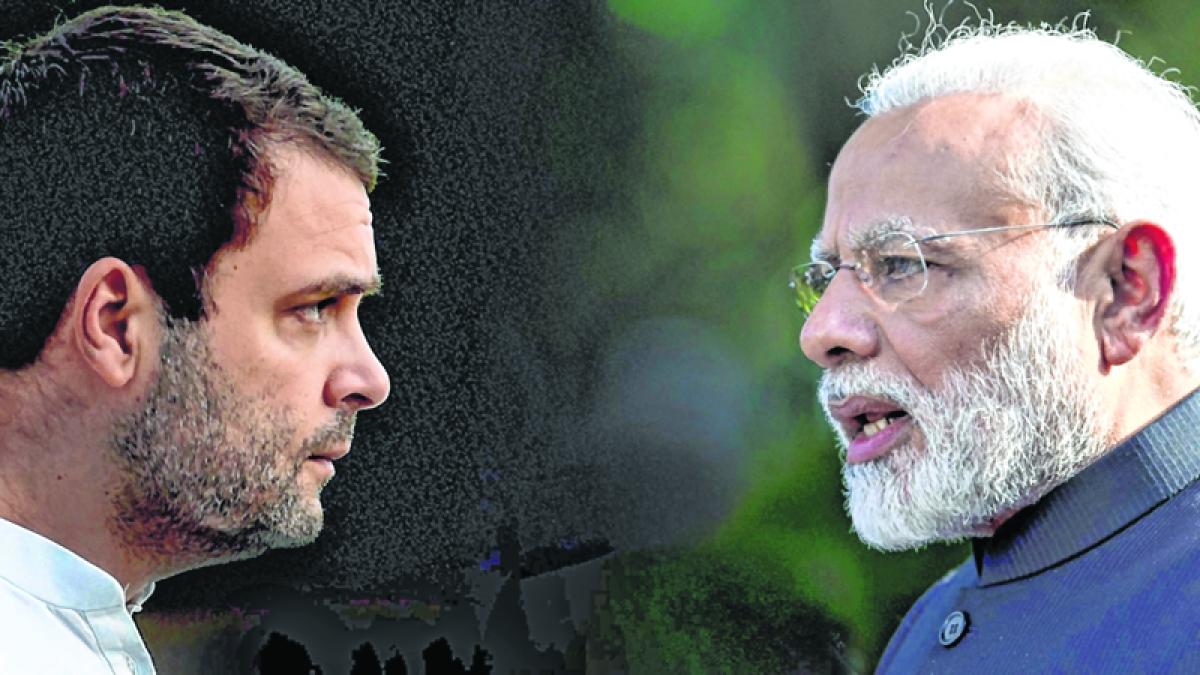 Indore: April Fools' Day gains political colour
