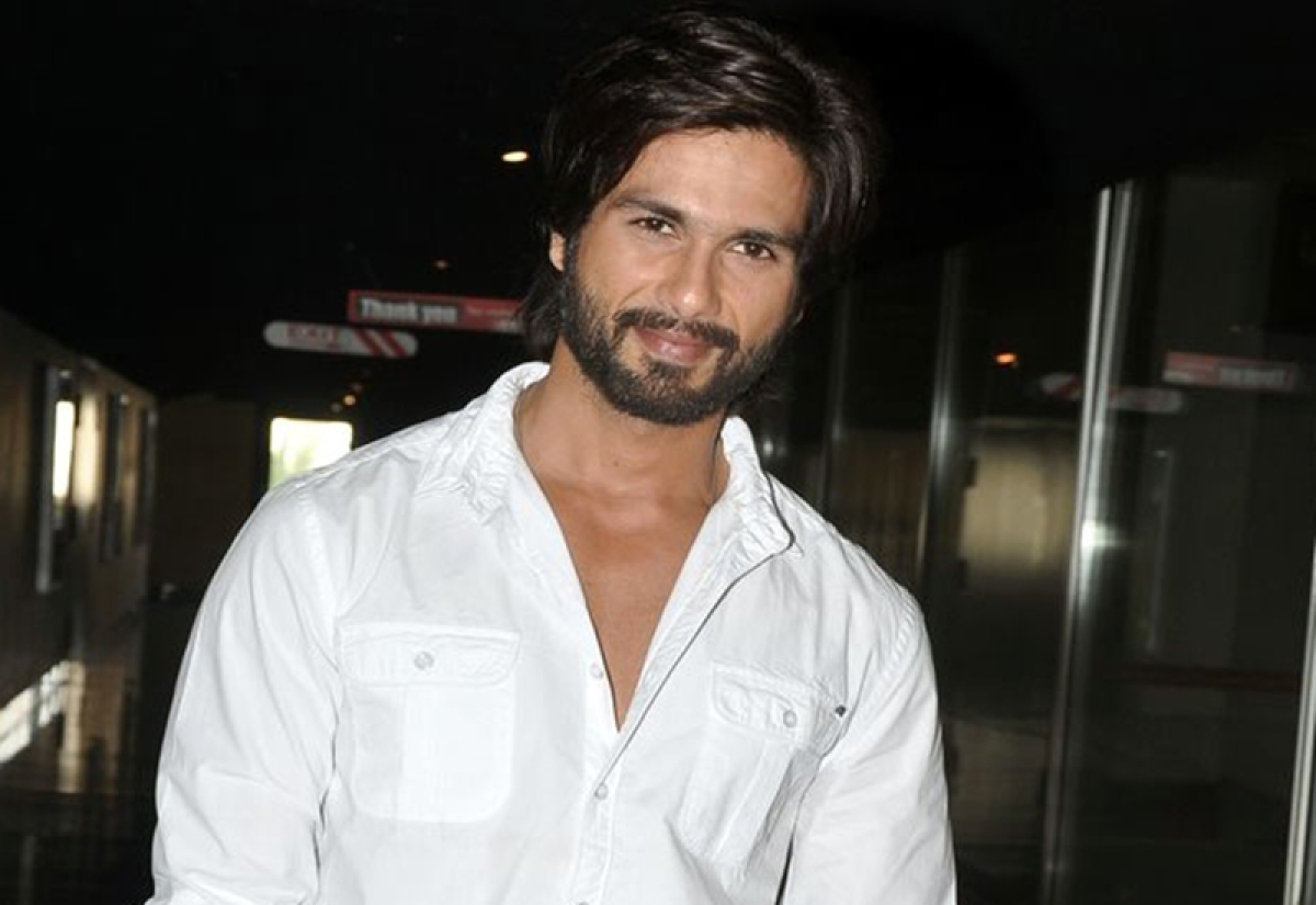 Shahid Kapoor says he likes surprising people with something unexpected