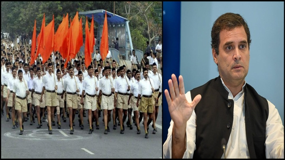 One who doesn't understand India cannot understand Sangh: RSS hits out at Rahul Gandhi