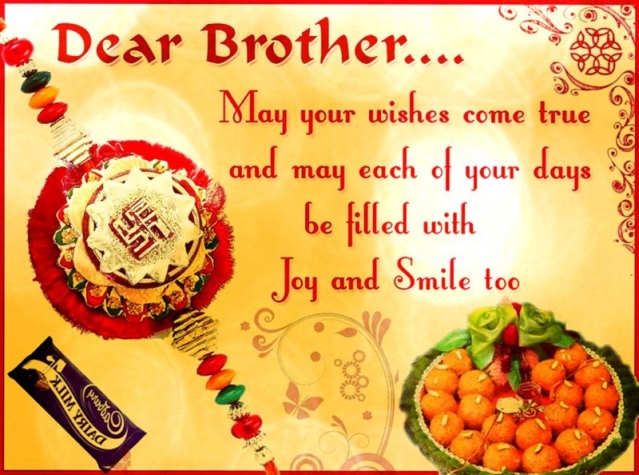 Raksha Bandhan 2018: Wishes, greetings, images to share on