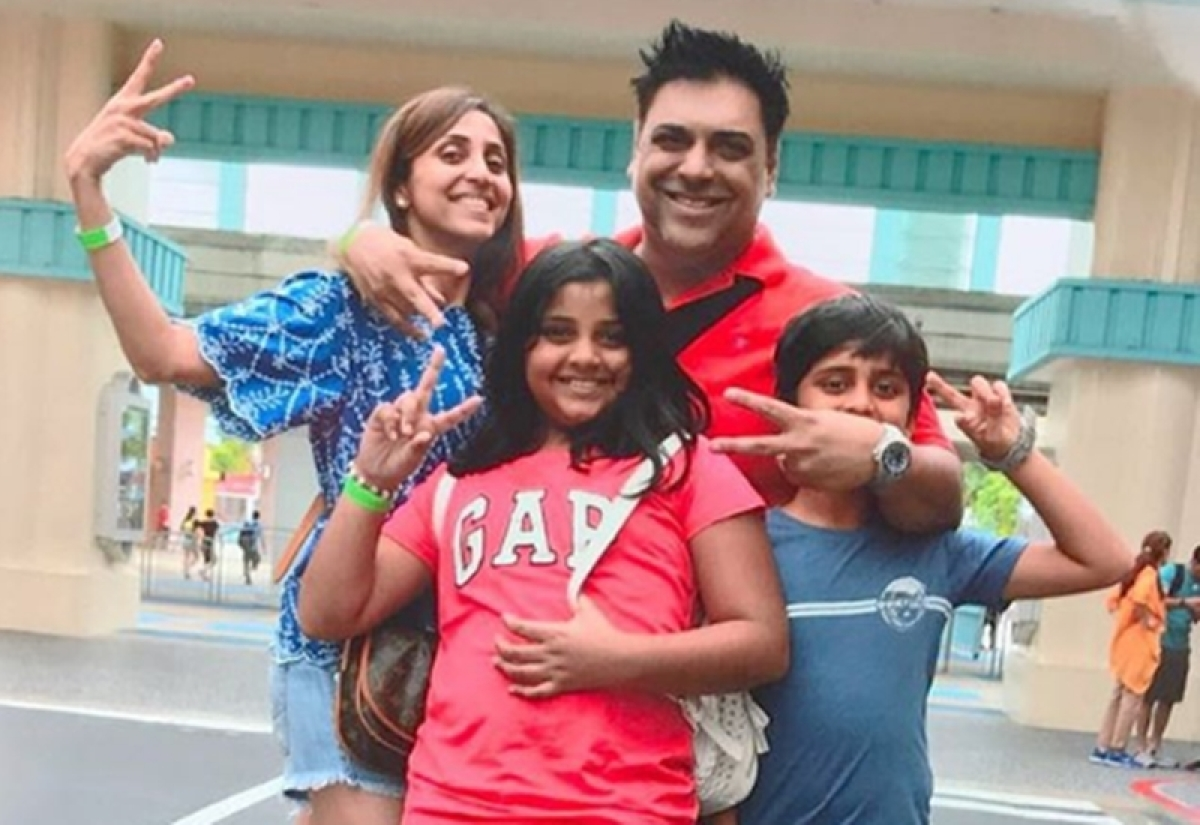 Happy Birthday Ram Kapoor: These pictures prove the 'Loveratri' actor is a perfect family man