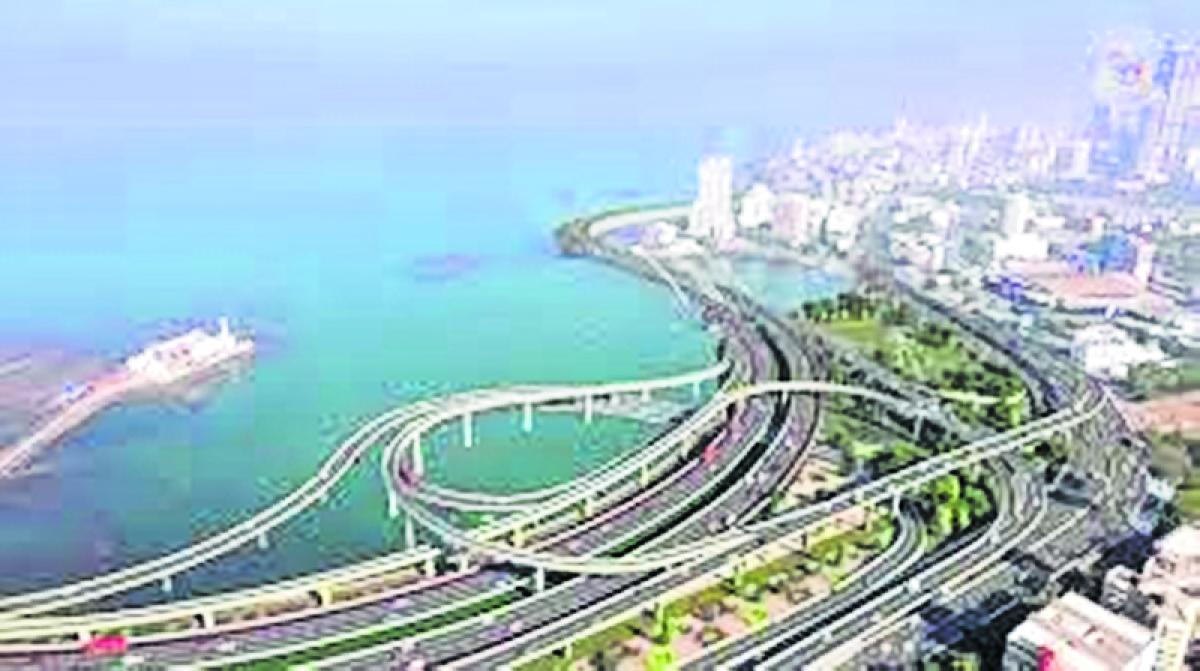 BMC's key coastal road work from Princess Street Flyover to Worli end of Bandra-Worli Sea Link will start in October