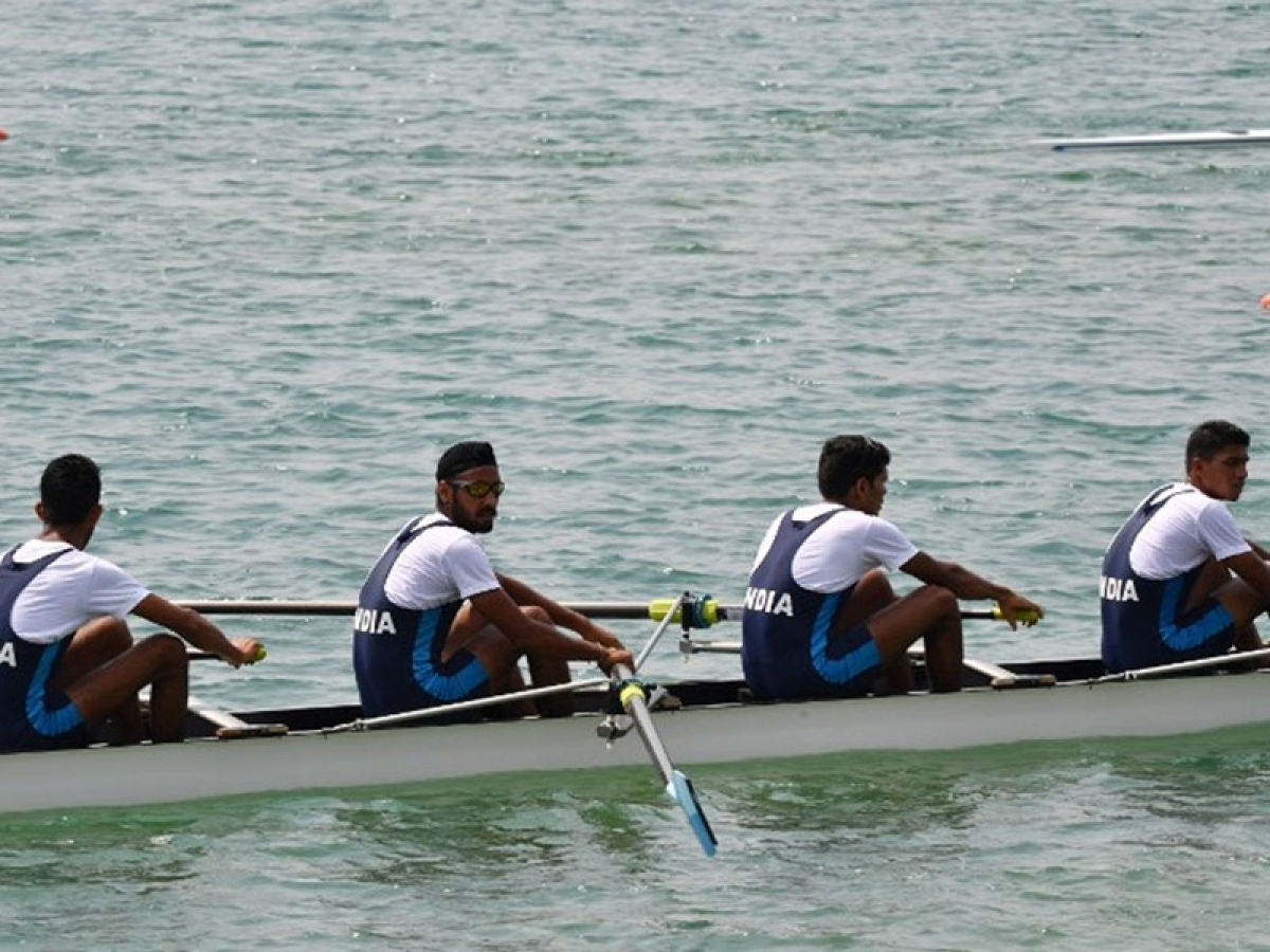 Asian Games 2018: Indian rowers shine bagging 1 gold and 2 bronze medals on Day 6