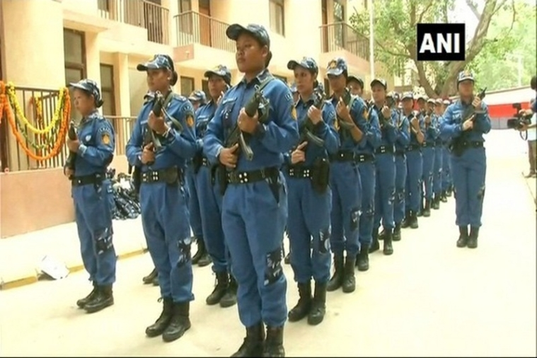 India's first all-woman SWAT team set to take on terrorists
