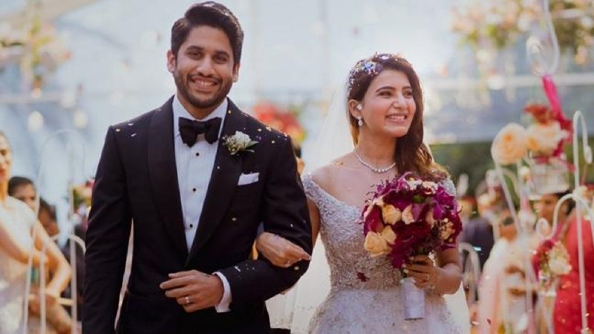 Do you know what Samantha Ruth received as first wedding anniversary gift? Read to know