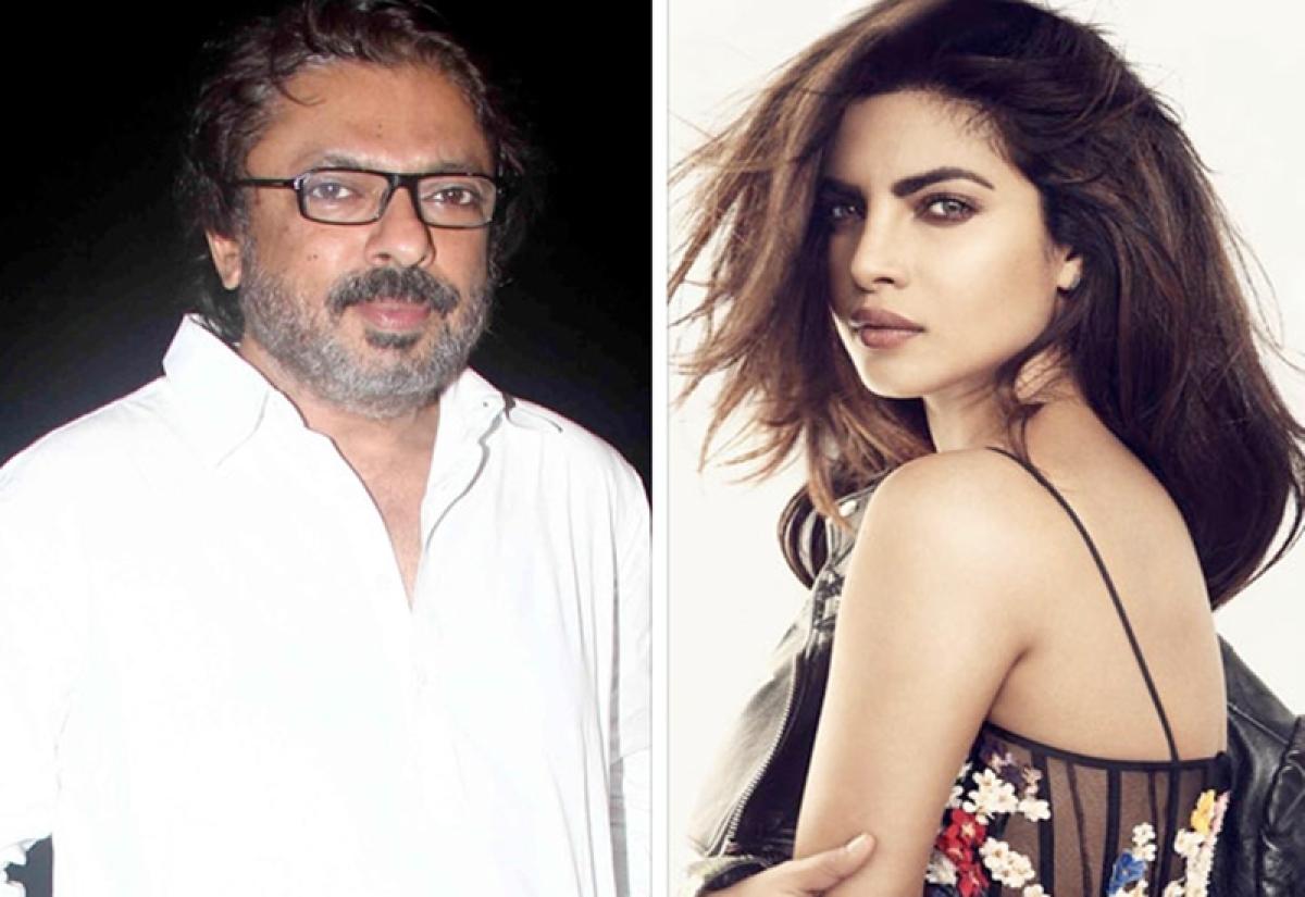 Sanjay Leela Bhansali speaks about Priyanka Chopra opting out of his film based on gangster Gangubai Kothewali