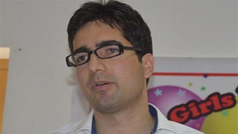 Former IAS Officer-turned-politician Shah Faesal