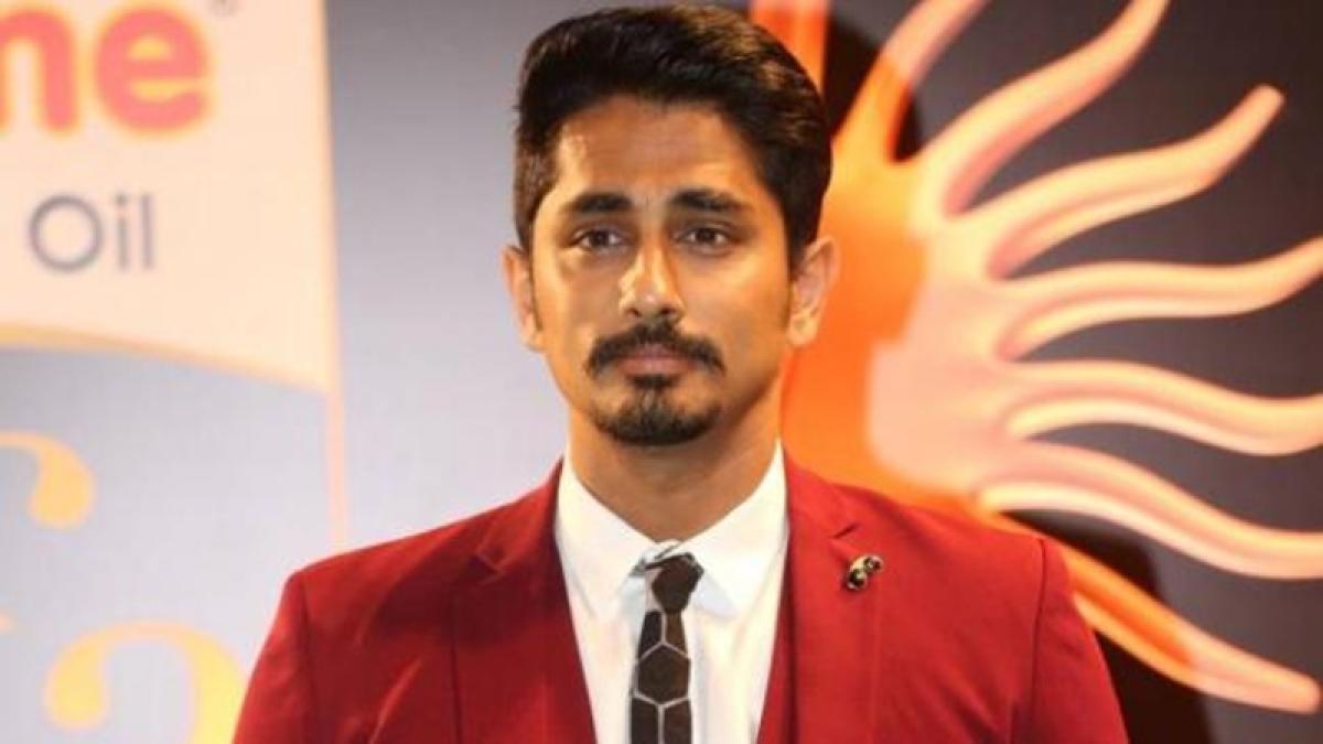 Actor Siddharth takes sly dig at Akshay Kumar