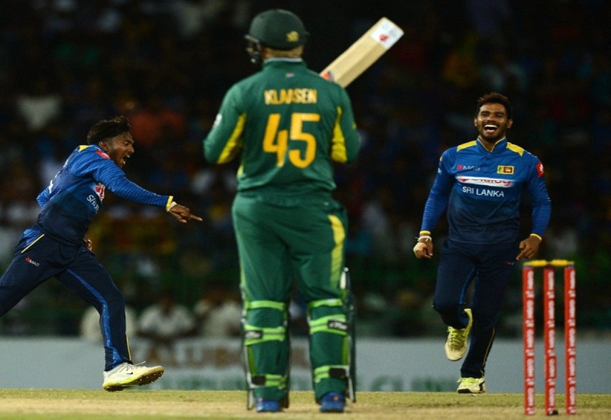 Sri Lanka vs South Africa: Akila Dananjaya bags 6 wickets to lead Sri Lanka to victory in 5th ODI