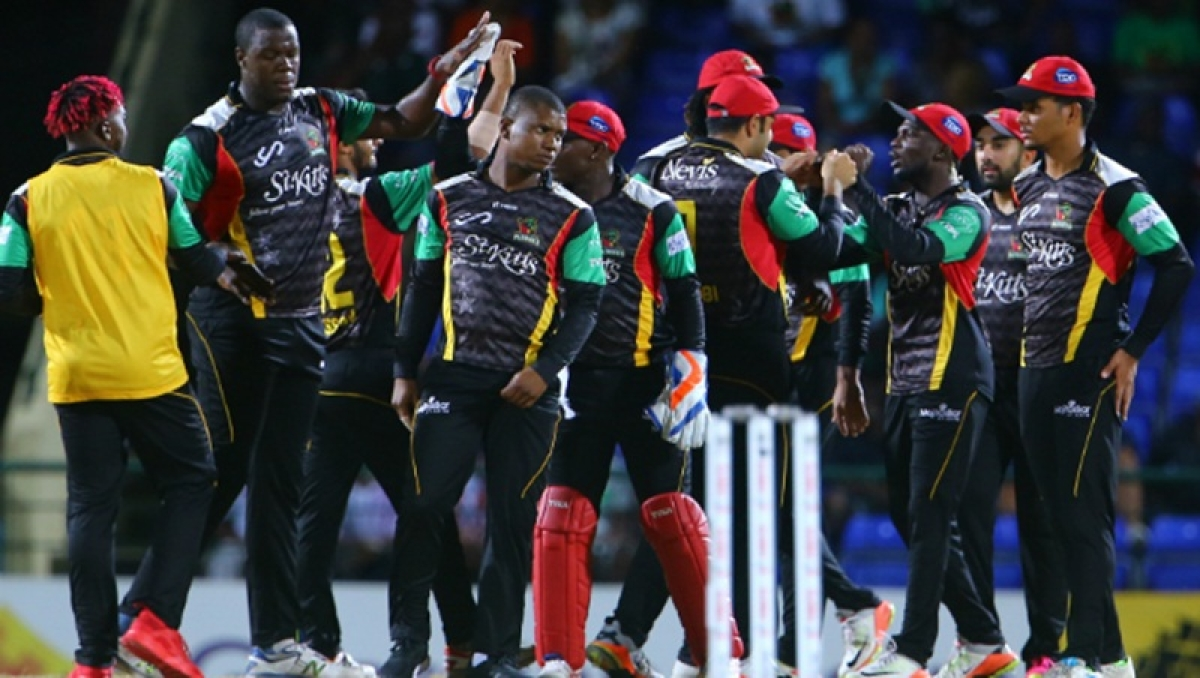 Trinbago Knight Riders vs St Kitts and Nevis Patriots CPL 2018 Qualifier 2 LIVE streaming: When and where to watch in India