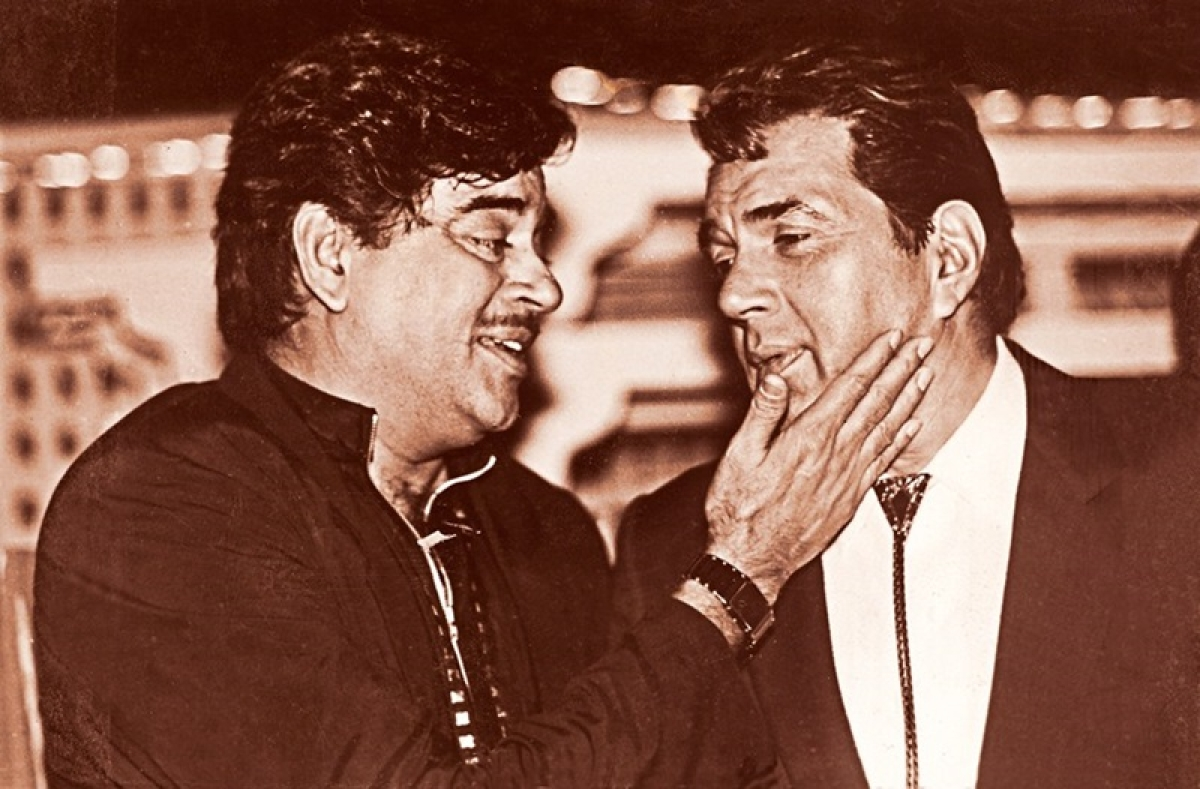 Dharmendra and Shatrughan Sinha were supposed to do Sholay together; read to know more
