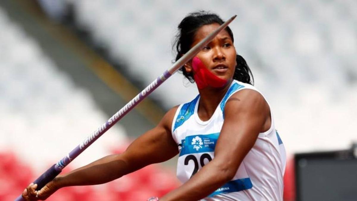 Have my eyes on 2020 Olympic medal, says heptathlete Swapna Barman