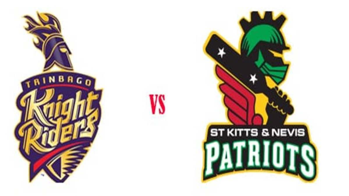 Trinbago Knight Riders vs St Kitts and Nevis Patriots CPL 2018 Match 5 LIVE streaming: When and where to watch in India