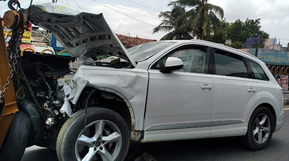 Haryana: 6 killed, one injured in car accident in Rewari