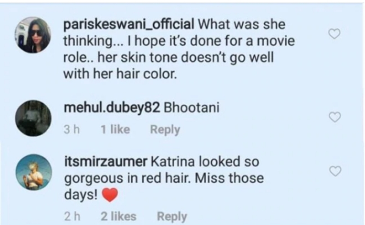 After tight-blue dress, trollers attack Parineeti Chopra for red colour hair; read what they have to say
