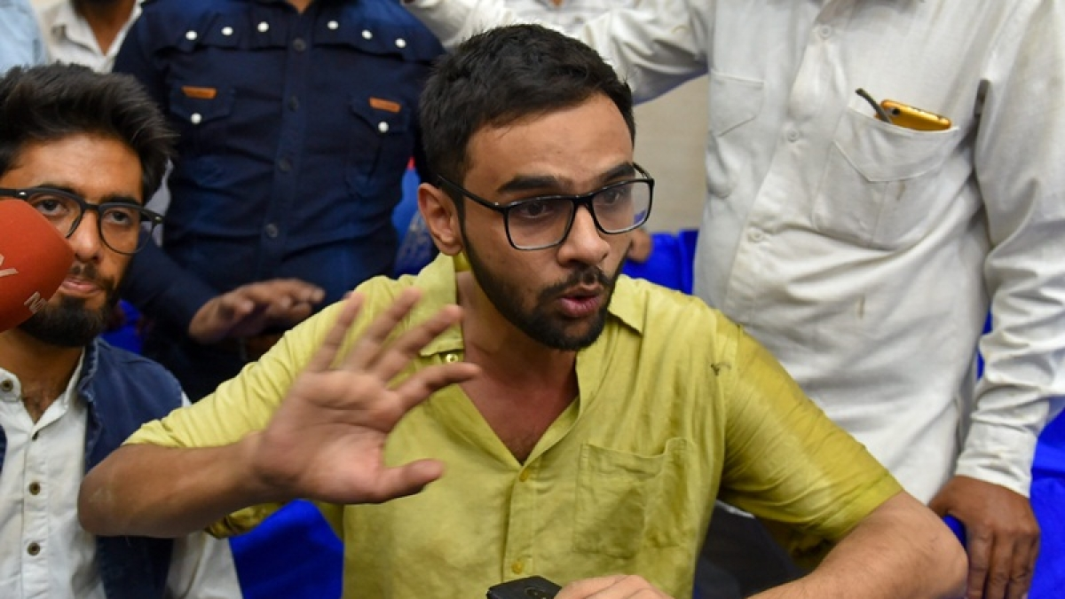 Delhi riots case: Former JNU student Umar Khalid arrested under UAPA