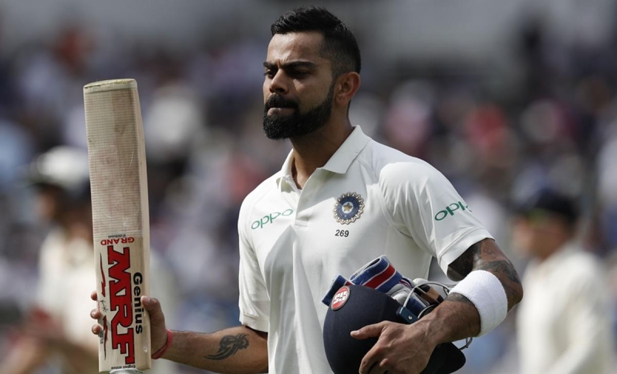 I think Dukes ball is most suitable ball for Test cricket: Virat Kohli