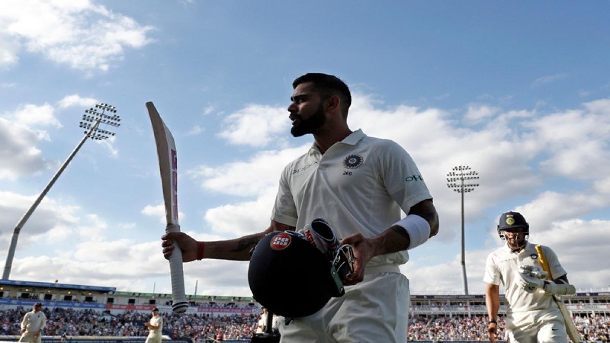India vs England 1st Test: Celebrities shower praises for Virat Kohli's masterclass knock in Edgbaston