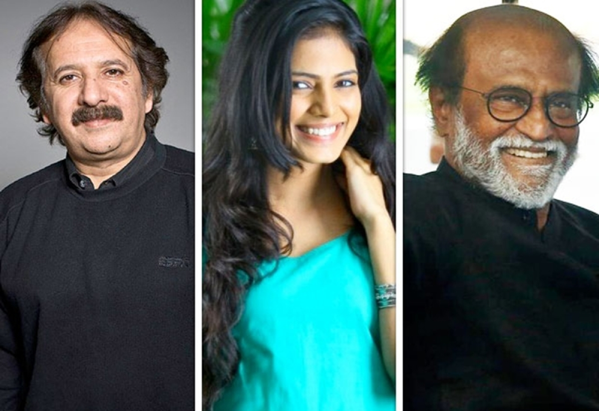 WOW! Beyond The Clouds actress Malavika Mohanan to debut opposite Thalaiva Rajinikanth