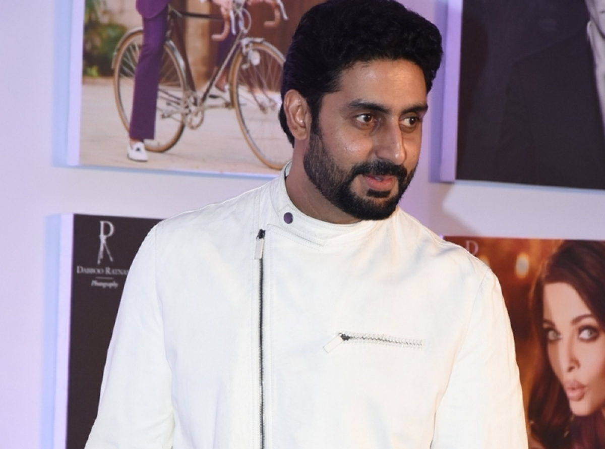 Bollywood celebrities shower birthday wishes on Abhishek Bachchan