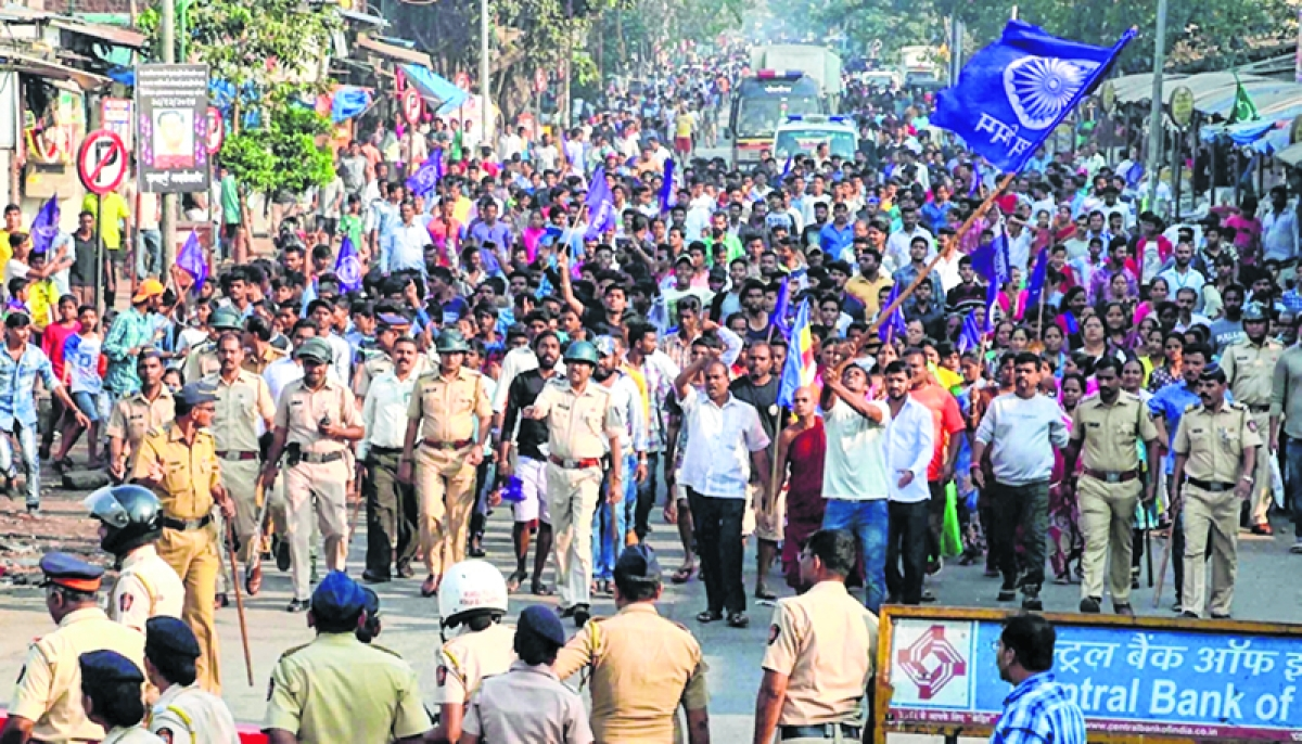 Chronology of events in Bhima-Koregaon violence case